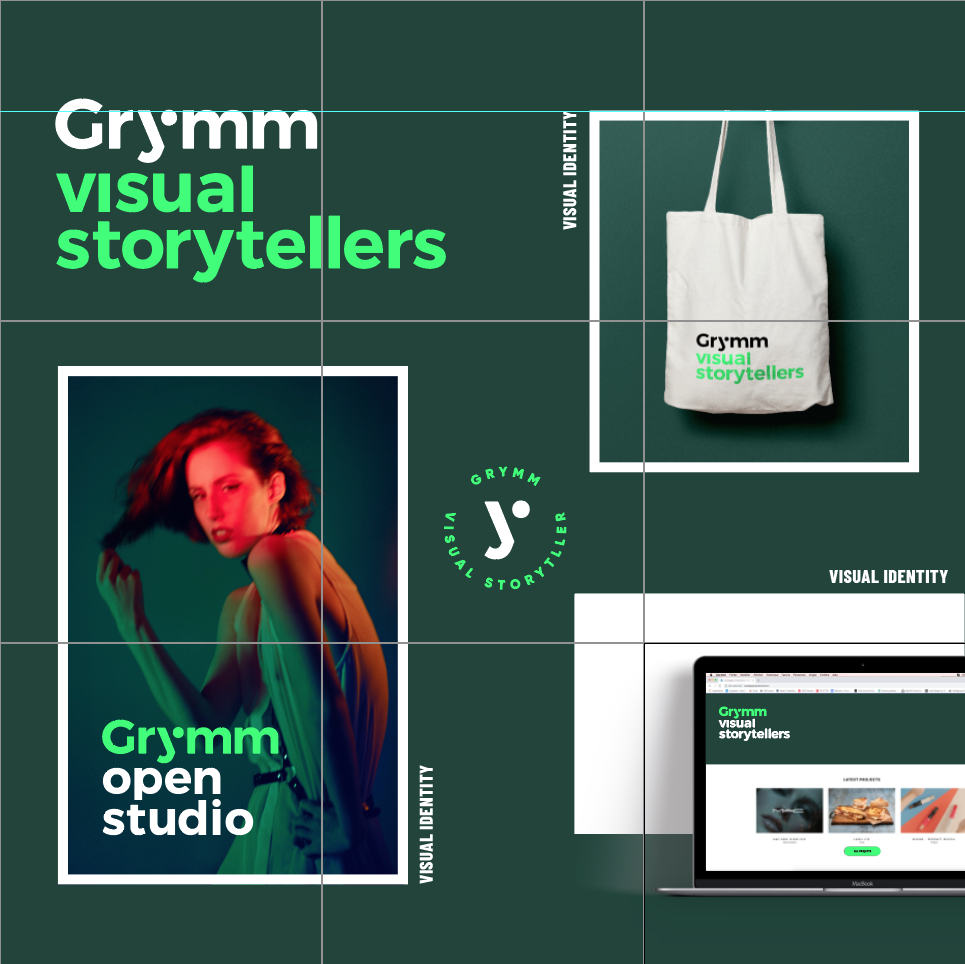 GRYMM, VISUAL STORYTELLERS