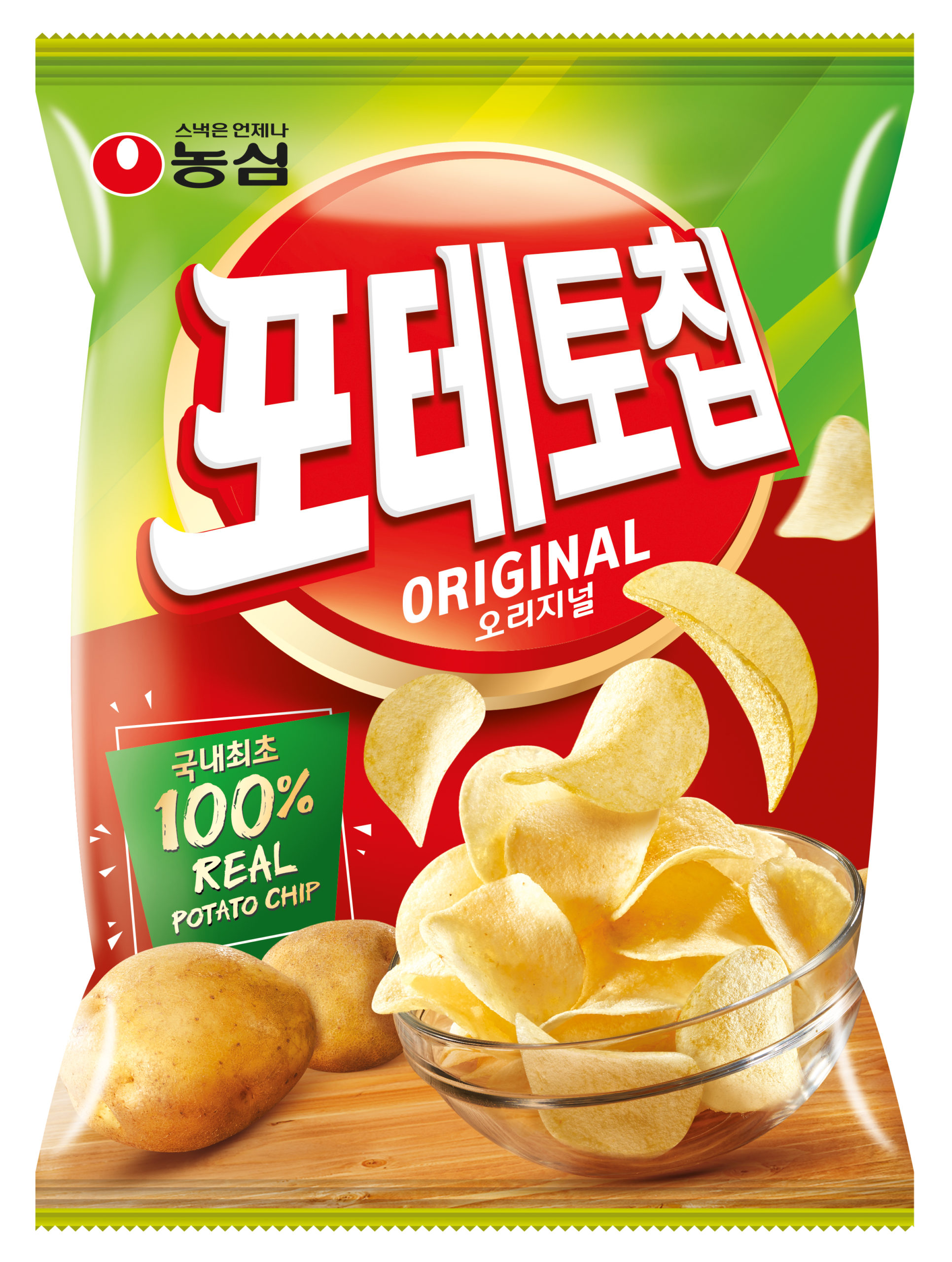 NONGSHIM -CHIPS NEW LOOK